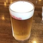 トニーローマ - 生ビールビッグサイズ