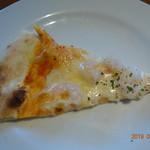 ボンジョルノ - 海老のピザ