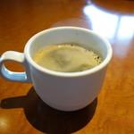 ボンジョルノ - ホットコーヒー