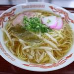 牟礼製麺 - 中華そばです☆ 2019-0831訪問