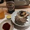 かまた寿司 - 料理写真:大ぶりなサザエ