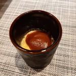 欧風食堂 曽和料理店 - 料理写真:追加100円の塩バターキャラメルプリン、なめらかでコク深いプリンと、生キャラメルのようにとろける濃厚な塩キャラメルソースが至福の味わい