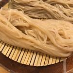 石臼挽き手打 蕎楽亭 - 2019.8.31  冷麦