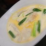 かけはし - スープ炊き餃子
