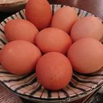 チアカウンター - 卵