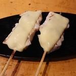 たに - ササミ チーズ