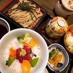小嶋屋総本店 - 料理写真:漁師めし膳