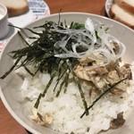 Osakanajakku - 焼きサバほぐし丼