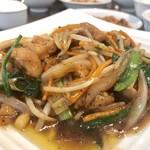 四川料理 天華 - 日替わりランチ