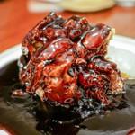 月泉 - 料理写真:☆黒酢酢豚