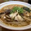 協和温泉 - 料理写真:きのこラーメン