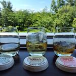 114764091 - 竹鶴ピュアモルト、ニーパーニッカ、アップルワイン