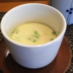 玄海鮨 - 茶碗蒸しです