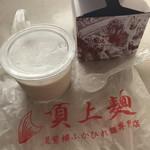 頂上麺 筑紫樓 ふかひれ麺専門店  - 杏仁豆腐(テイクアウト)