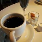 カフェ ダール - ま、ふつ~のコーヒー(525円也)