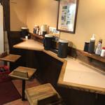 キッチン・カロリー - 狭い空間での相席活用