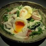 べに屋 - 中島菜のシーザーサラダ