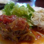 ニース - シューロールトマト煮