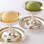 資生堂パーラー - アイスクリーム(バニラまたは抹茶)