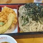吾妻庵 - 料理写真:天南ざる