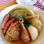 カフェレストランおきらく亭 - 料理写真:ポトフ 1150円