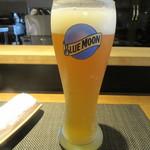 Cheval de Hyotan - 生ビール「ブルームーン」