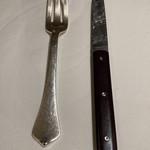 オマージュ - お肉用のシルバー