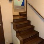 オマージュ - 階段