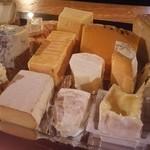 チーズ料理×ワインブッフェ シャンブレ - チーズプラトー19.8.20~