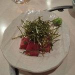 魚寅食堂 - マグロ納豆