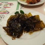 魚寅食堂 - 長芋磯辺揚げ(2個入り)