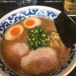 杏樹亭 - 料理写真:味玉ラーメン