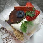 1148793 - MON AMOUR KOBE〜「おいしい」と「かわいい」を神戸で。-レーブドゥシェフ紅茶のシフォン