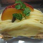 1148836 - MON AMOUR KOBE〜「おいしい」と「かわいい」を神戸で。-お芋のパイ