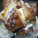1148837 - MON AMOUR KOBE〜「おいしい」と「かわいい」を神戸で。-イチゴのパイ