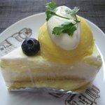 1148839 - MON AMOUR KOBE〜「おいしい」と「かわいい」を神戸で。-レアチーズ