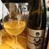 ITALIAN BACARO GRATO-初オレンジワイン♪ みかんのワインじゃないんです