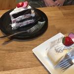 はっぴーストロベリー - 料理写真: