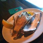 11481956 - 昆布森の生牡蠣。大きい!
