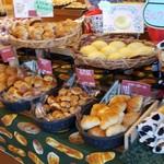ますやパン - 料理写真: