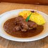 シットロト - 料理写真:阿波尾鶏の辛口カリー