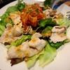 くうかい - 料理写真:豚しゃぶサラダ