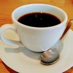 赤門テラスなゆた - ホットコーヒー