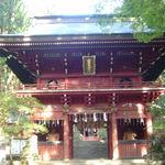 11482235 - もう少し先に行くと秘境、花園神社