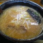 麺龍 - 赤味噌らーめん
