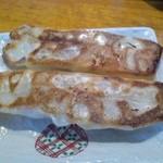 麺龍 - セットの餃子 2個!