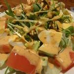 diningきいmon - シュリンプきぃmonサラダ