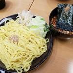 114821220 - 俺のつけ麺大盛り2019.08.27