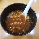 114821223 - スープ割り2019.08.27