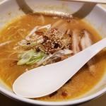 我流麺 真舍 - 料理写真:味噌